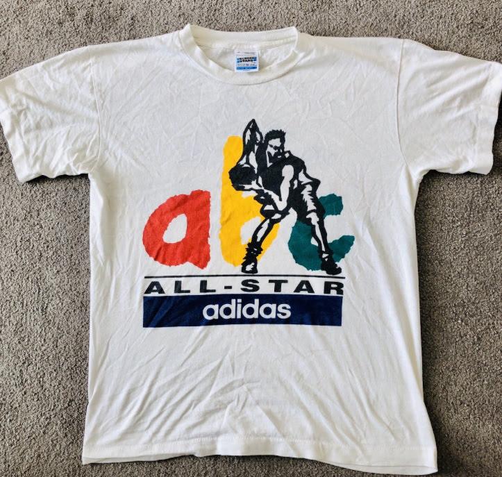 ABC Adidas All-Star Basketball Camp UK 1996 1997